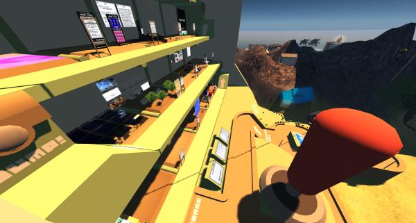 regione giapponese in Second Life dedicata allo scripting LSL